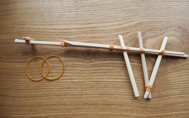 割り箸 鉄砲 最強 作り方